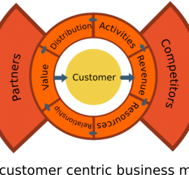 A client centric business model