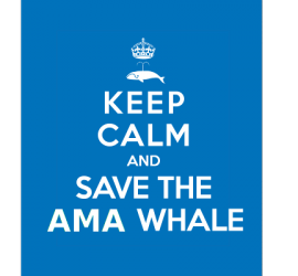 Save the AMA whale