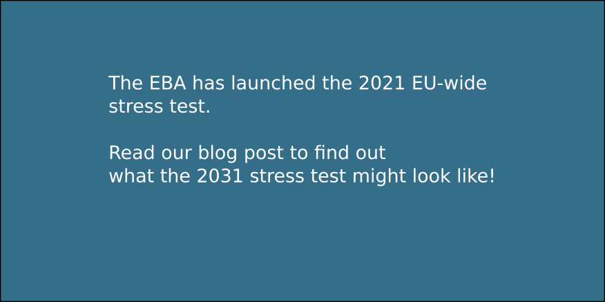 Stress Testing of the Future - A view from 2031